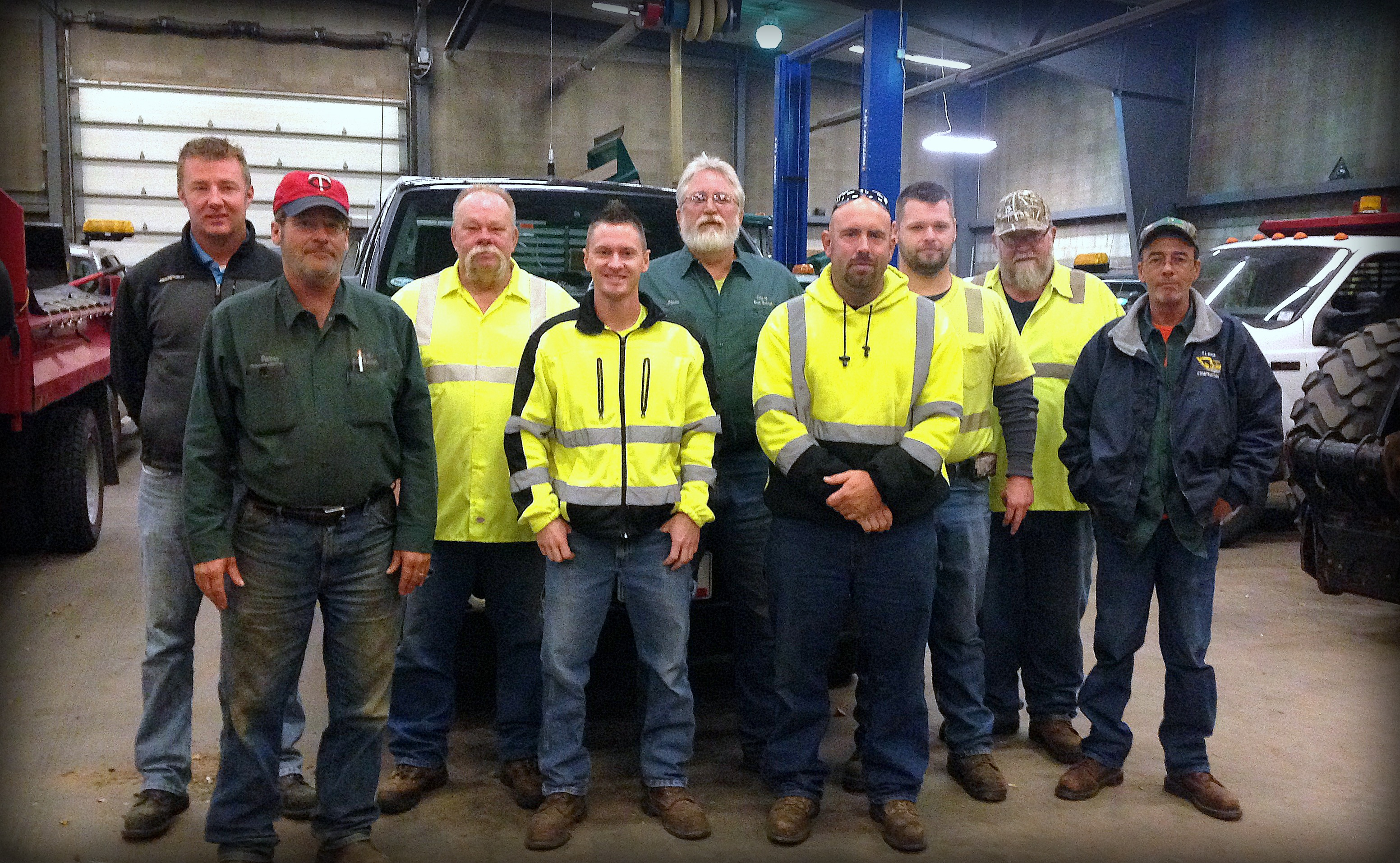 East Bethel Public Works Employees
